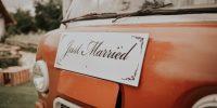 Comment décorer sa voiture de mariage ?