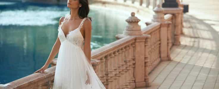 robe de mariée pronovias 2021 marchesa