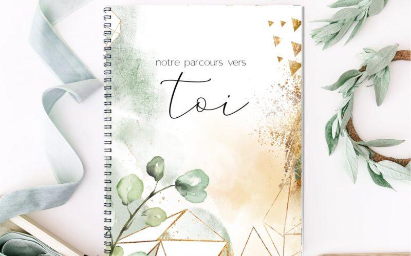 {Shopping} Journal de grossesse & livre de bébé