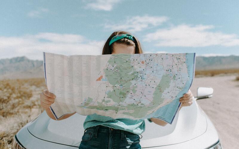 5 destinations pour un road trip de noces