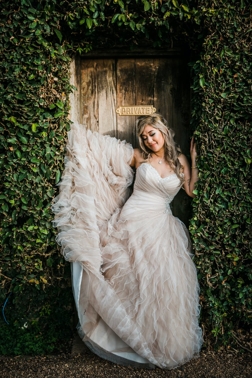 robe de mariée parfaite
