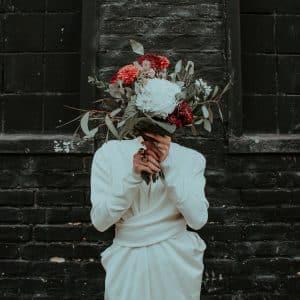 accessoire bouquet mariée