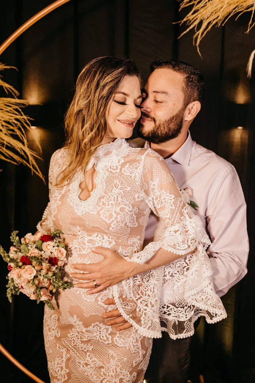 robe de mariée enceinte premier trimestre