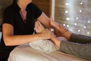 cadeau naissance massage