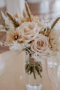 bouquet de mariée tendance