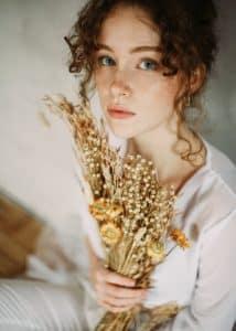 bouquet mariage fleurs des champs