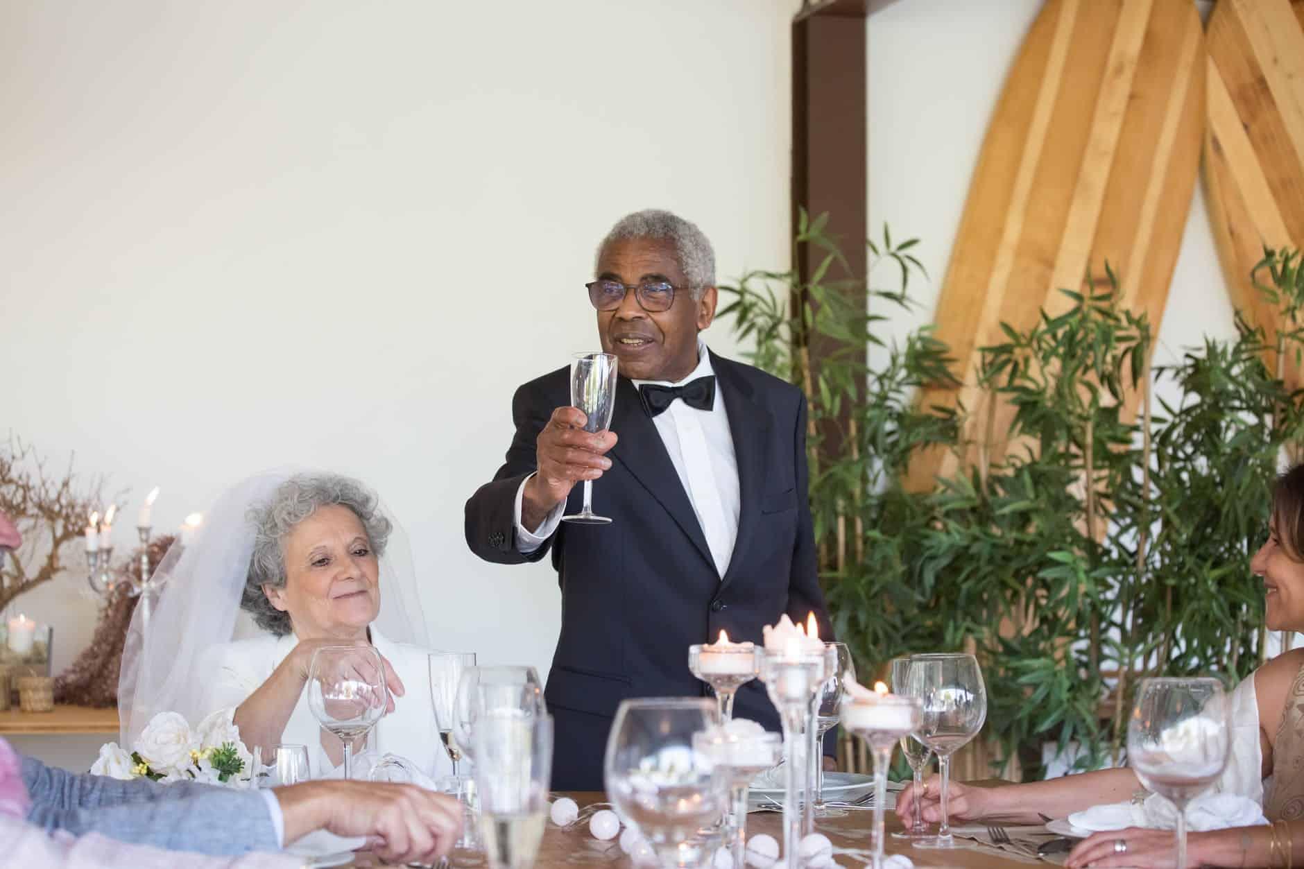 réussir son discours de mariage