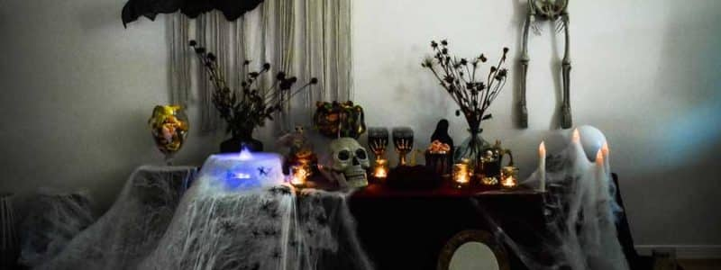 décoration halloween 2022