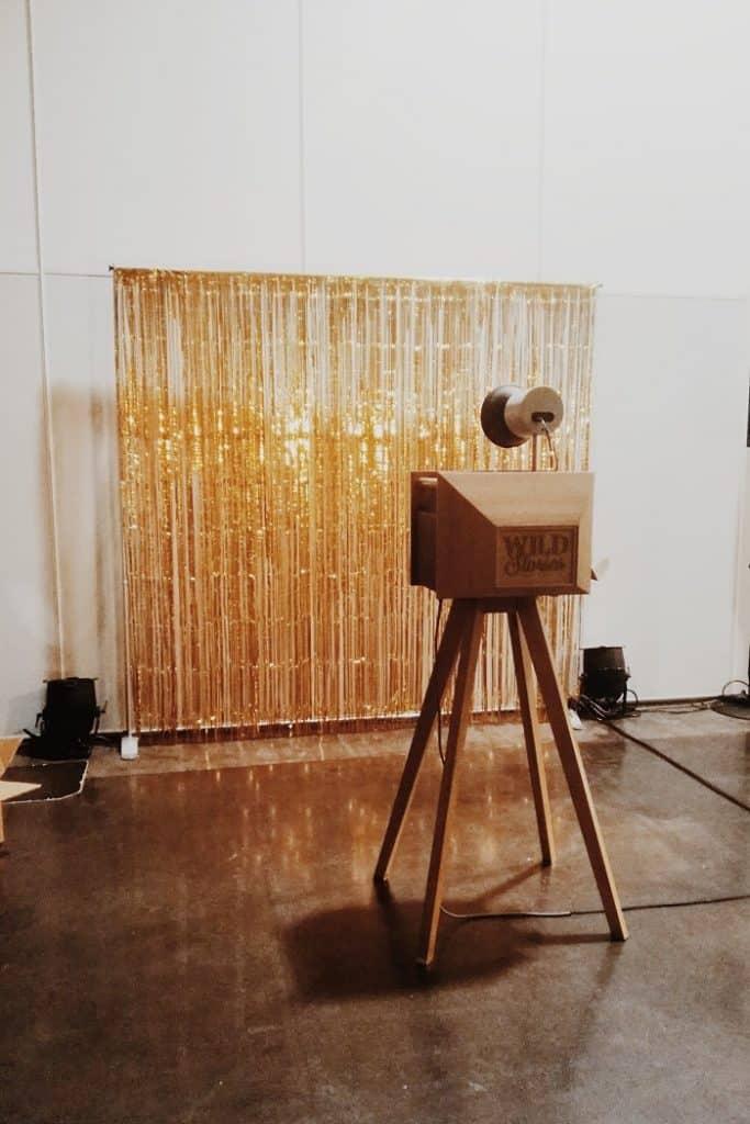 idée décor photobooth mariage