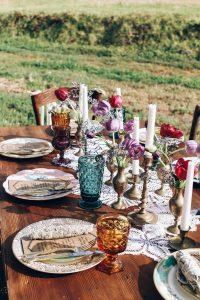 décoration mariage originale